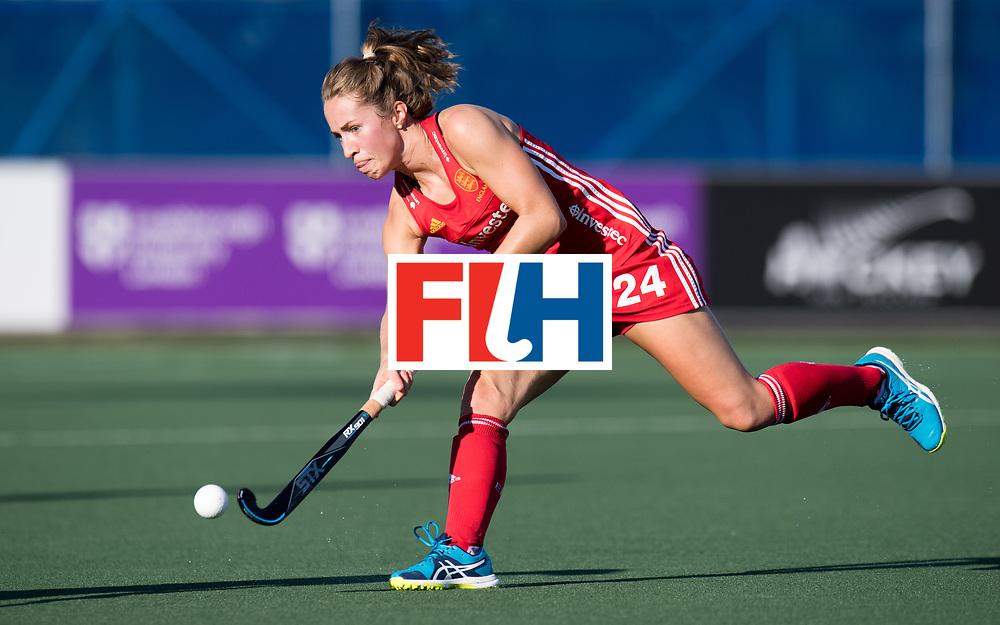 AUCKLAND - Sentinel Hockey World League final women<br /> Match id: 10304<br /> 15 USA v ENG (QF)<br /> Foto: Shona Mccallin.<br /> WORLDSPORTPICS COPYRIGHT FRANK UIJLENBROEK