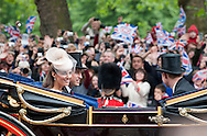 © Copyright by Stefan Reimschuessel. .All Rights Reserved..reimster@gmail.com.http://reimsphotography.com.Horse drawn carriage procession and RAF fly past to celebrate the Queens Diamond Jubilee in London. 05 June 2012