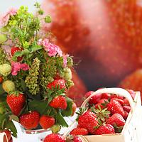 Endlich wieder da: himmlische Erdbeeren!