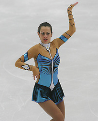 25.01.2011, Postfinance Arena, Bern, Eiskunstlauf EM 2011, im Bild Damen  Qualifikation Kur Hristina Vassileva (BUL).// during the European Figure Skating Championships 2011, in Bern, Switzerland, EXPA Pictures © 2011, PhotoCredit: EXPA/ EXPA/ Newspix/ Manuel Geisser +++++ ATTENTION - FOR AUSTRIA/ AUT, SLOVENIA/ SLO, SERBIA/ SRB an CROATIA/ CRO, SWISS/ SUI and SWEDEN/ SWE CLIENT ONLY +++++