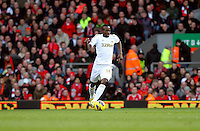 Barclays Premier League, Liverpool V Swansea, Anfield, 17/02/13 .Pictured: Roland Lamah of Swansea.