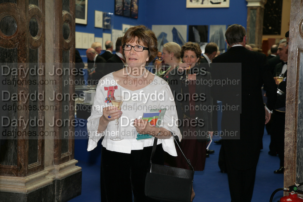 JOAN BAKEWELL, Royal Academy Annual Dinner. Piccadilly. London. 5 June 2007.  -DO NOT ARCHIVE-© Copyright Photograph by Dafydd Jones. 248 Clapham Rd. London SW9 0PZ. Tel 0207 820 0771. www.dafjones.com.