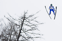 Jan Kus during testing jumps at Ski jumping Flying Hill One day before FIS World Cup Ski Jumping Final Planica 2018, on March 21, 2018 in Ratece, Planica, Slovenia. Photo by Urban Urbanc / Sportida
