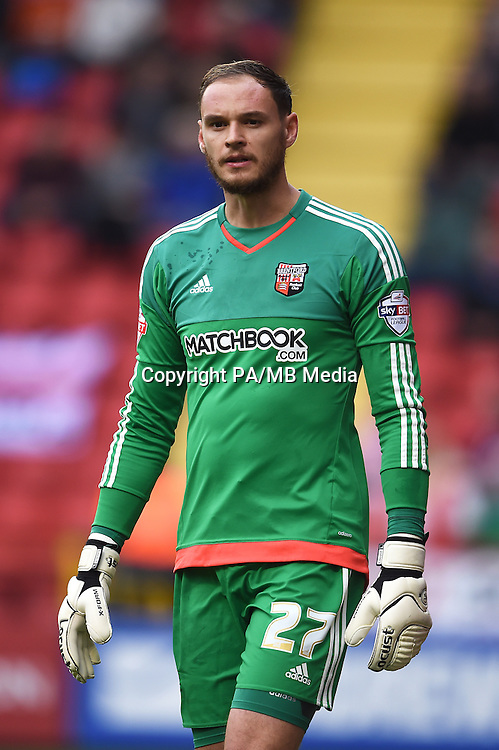 David Button, Brentford goalkeeper