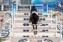 Lopez Lizarazo Carlos Enrique, COL, Admara 2<br /> World Equestrian Games - Tryon 2018<br /> © Hippo Foto - Dirk Caremans<br /> 23/09/2018