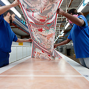 Making of Hermès silk carré