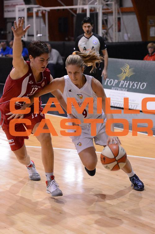 DESCRIZIONE : Roma Basket Campionato Italiano Femminile serie B 2012-2013<br />  College Italia  Gruppo L.P.A. Ariano Irpino<br /> GIOCATORE : Anita Russo<br /> CATEGORIA : penetrazione<br /> SQUADRA : College Italia<br /> EVENTO : College Italia 2012-2013<br /> GARA : College Italia  Gruppo L.P.A. Ariano Irpino<br /> DATA : 03/11/2012<br /> CATEGORIA : palleggio<br /> SPORT : Pallacanestro <br /> AUTORE : Agenzia Ciamillo-Castoria/GiulioCiamillo<br /> Galleria : Fip Nazionali 2012<br /> Fotonotizia : Roma Basket Campionato Italiano Femminile serie B 2012-2013<br />  College Italia  Gruppo L.P.A. Ariano Irpino<br /> Predefinita :