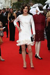 Elizabeth McGovern, BAFTA Celebrates Downton Abbey, Richmond Theatre, London UK, 11 August 2015, Photo by Richard Goldschmidt /LNP © London News Pictures.