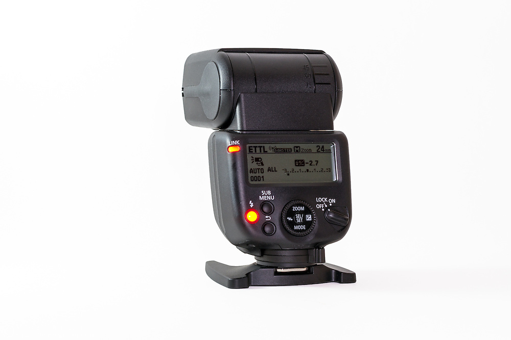 Canon Speedlite 430EX III-RT Flash Unit