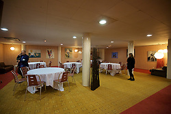 BORDEAUX, FRANCE - Tuesday, January 26, 2016: Quality Suites Bordeaux Airport Hotel & Spa on an inspection visit ahead of the UEFA Euro 2016 Tournament. (Pic by David Rawcliffe/Propaganda)