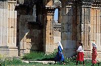 Syrie - Alep - Eglise San Simeon - Nord d'Alep