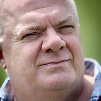 Nederland, Hoofddorp , 5 augustus 2013.<br /> Ondernemer en raadslid Rinus Beusenberg van de gemeente Haarlemmermeer op de plek waar hij een sexpaleis uit de grond wilt stampen.<br /> Foto:Jean-Pierre Jans