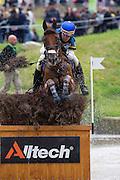 Anna Hilton, (SWE), Matrix W - Eventing Cross Country test - Alltech FEI World Equestrian Games™ 2014 - Normandy, France.<br /> © Hippo Foto Team - Leanjo de Koster<br /> 30/08/14