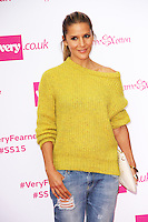 Amanda Byram, Fearne Cotton SS15 Collection for very.co.uk - Catwalk Show, One Marylebone, London UK, 11 September 2014; Photo by Brett D. Cove