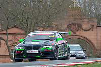 #125 Darren BALL BMW M3  during Cartek Club Enduro Championship as part of the 750 Motor Club at Oulton Park, Little Budworth, Cheshire, United Kingdom. April 14 2018. World Copyright Peter Taylor/PSP.