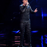 NLD/Hilversum/20141114 - The Voice of Holland 1e show, Rob de Nijs