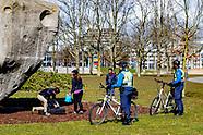handhaving in rotterdam