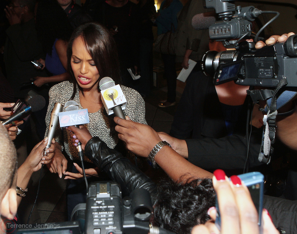 16 September 2010- New York, NY- Kerry Washington at The 14th Annual Urbanworld Film Festival Opening Night Premiere of ' Night Catches Us ' held at the 34th Street AMC Theater on September 17, 2010 in New York City. ..The Urbanworld Film Festival is the largest internationally competitive festival of its kind. The four-day festival includes features, documentaries, short films, as well as panel discussions, live staged screenplay readings, the celebrated Actor's Spotlight, Actor's Boot Camps and introducing Urbanworld® Digital a 1 day Conference during the festival focused on Digital and Social media.