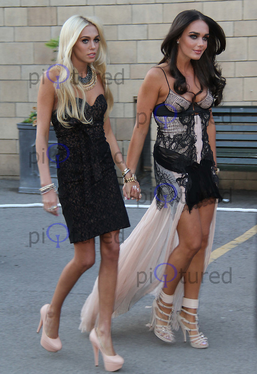 Petra Ecclestone ; Tamara Ecclestone F1 Party held in aid of Great Ormond Street Hospital Children's Charity at London's Natural History Museum, UK, 05 July 2010:  For piQtured Sales contact: Ian@Piqtured.com +44(0)791 626 2580 (Picture by Richard Goldschmidt/Piqtured)