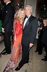 JOHN FRIEDA and his wife AVERY at the Royal Academy of Art's Summer Ball held at Burlington House, Piccadilly, London on 16th June 2008.<br /><br />NON EXCLUSIVE - WORLD RIGHTS