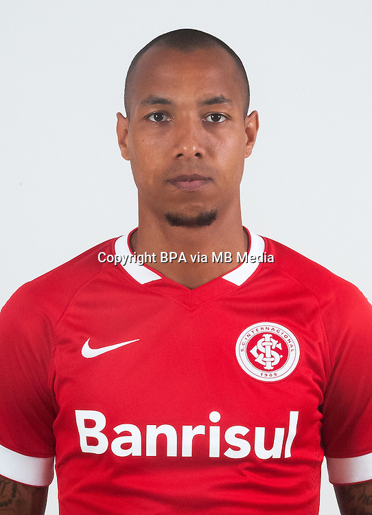 Brazilian Football League Serie A / <br /> ( Sport Club Internacional ) - <br /> Alan Henrique Costa &quot; Alan &quot;