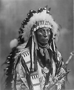 Jack Red Cloud Native North American Sioux Indian.