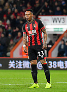 Nathaniel Clyne (23) of AFC Bournemouth during the Premier League match between Bournemouth and Chelsea at the Vitality Stadium, Bournemouth, England on 30 January 2019.
