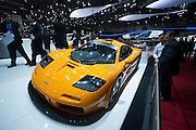 Geneva Motorshow 2013 - Mclaren F1