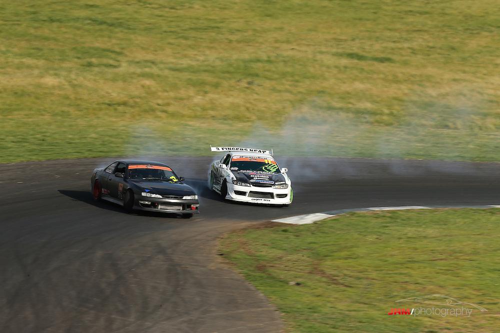 Vic Drift, Drift Attack 2012