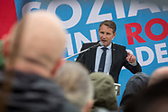 AfD rally with Hoecke in Potsdam