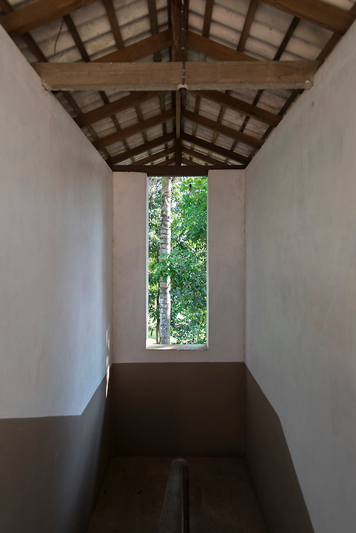 The Institute for Integral Education<br /> (aka The Subodhi Centre) Pilyandala, Sri Lanka <br /> 1978&mdash;1981<br /> Geoffrey Bawa