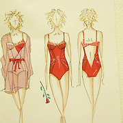 Fashion Sketches Photos from inside Wallmans Circus in Copenhagen, a circular building that has entertained locals for more than 100 years.