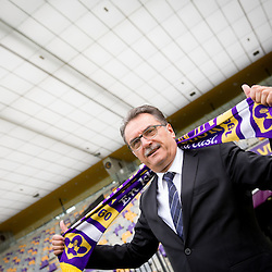 20130605: SLO, Football - Ante Cacic, New coach of NK Maribor