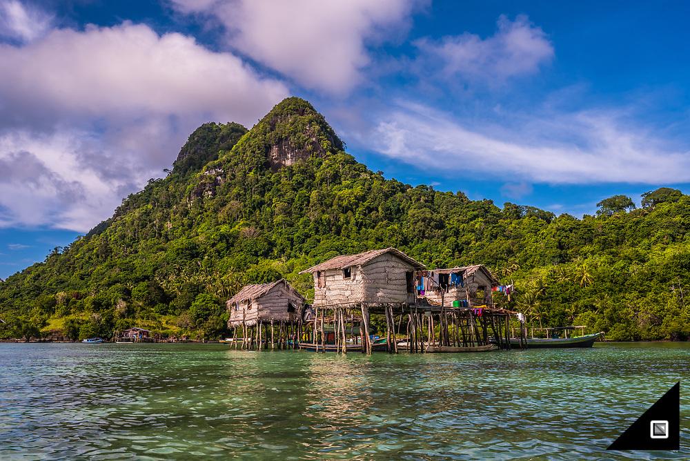 Malaysia - Borneo - Sabah - Semporna