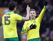 Norwich City v Reading 170318