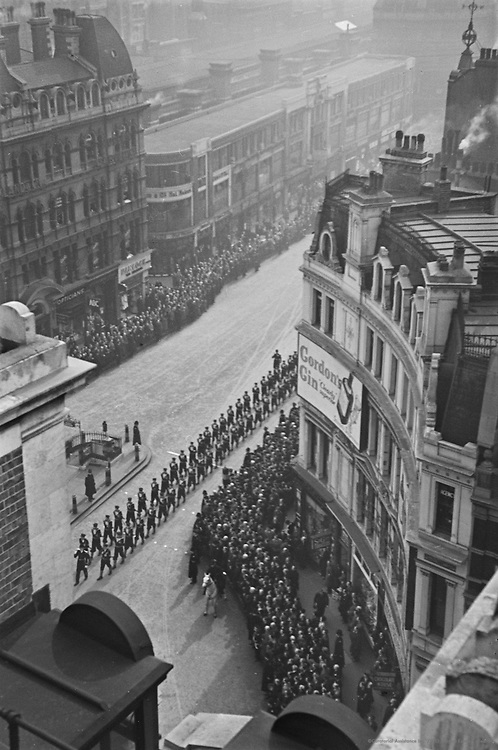 Lord Beattie's Procession, London, 1934