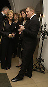 Lady Henrietta Spencer-Churchill and Giuseppe Ciardi. Dinner to unveil the Van Cleef & Arpels jewellery collection 'Couture' with fashion by Anouska Hempel Couture. The Banqueting House, Whitehall Palace, London on 8th March 2005.ONE TIME USE ONLY - DO NOT ARCHIVE  © Copyright Photograph by Dafydd Jones 66 Stockwell Park Rd. London SW9 0DA Tel 020 7733 0108 www.dafjones.com