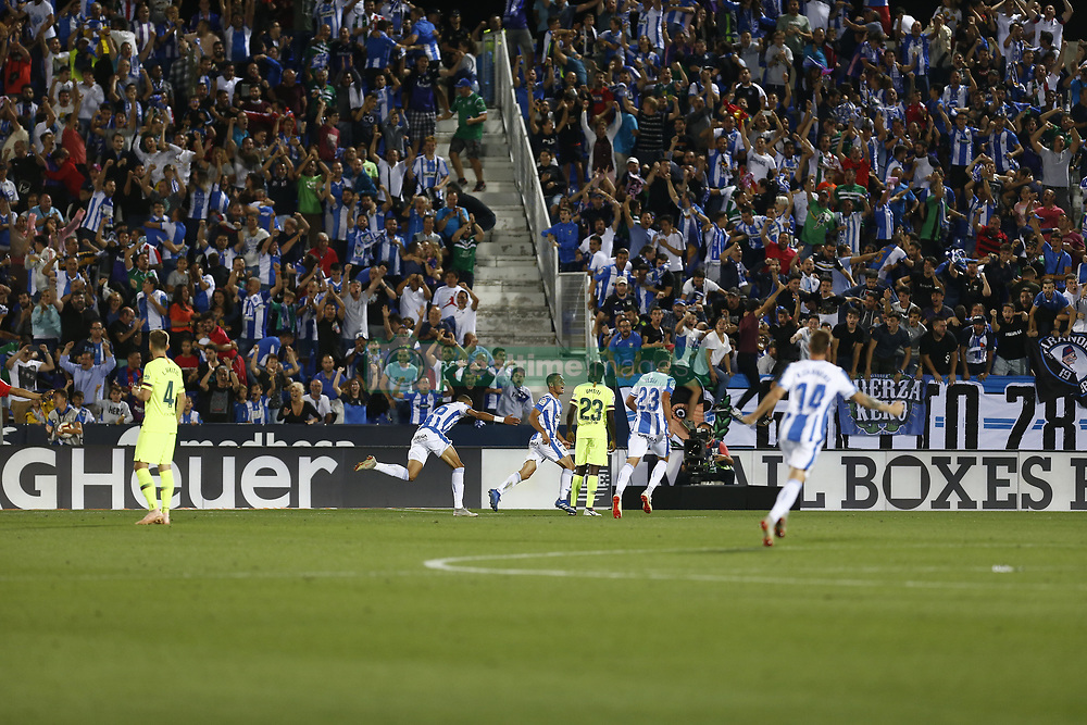 صور مباراة : ليغانيس - برشلونة 2-1 ( 26-09-2018 ) 20180926-zaa-s197-087