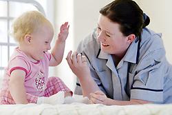 NHS nursing Life style shoot