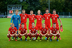 180910 Wales U21 v Portugal U21