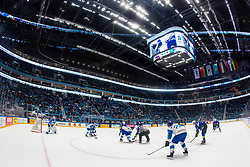 A general view of the ice rink during ice hockey match between Slovenia and Kazakhstan at IIHF World Championship DIV. I Group A Kazakhstan 2019, on April 29, 2019 in Barys Arena, Nur-Sultan, Kazakhstan. Photo by Matic Klansek Velej / Sportida