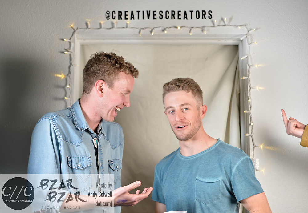 Photo by Andy Colwell for Creatives//Creators 2017
