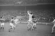 National Football League Semi-Final. Dublin v Mayo. Croke Park, Dublin. 23rd May 1971. 23.05.1971
