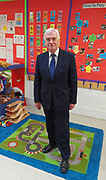 London, United Kingdom - 7 March 2018<br /> EQUINOX PICTURE EXCLUSIVE - Labour Party Shadow Chancellor John McDonnell and Shadow Communities Secretary Andrew Gwynne visiting the Liz Atkinson Children's Centre, Lambeth, London, England, UK, They were visiting the centre to highlight Conservative austerity cuts to children's centres. Europe.www.newspics.com/#!/contact<br /> (photo by: EQUINOXFEATURES.COM)<br /> Picture Data:<br /> Photographer: Equinox Features<br /> Copyright: &copy;2018 Equinox Licensing Ltd. +448700 780000<br /> Contact: Equinox Features<br /> Date Taken: 20180307<br /> Time Taken: 12023116