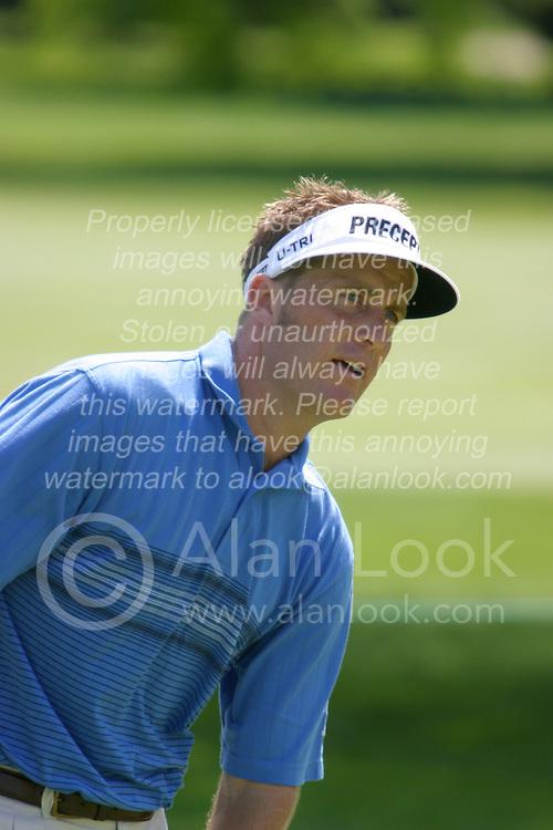 Stuart Appleby<br /> 2004 Cialis Western Open.  Dubsdread, Cog Hill Golf Course, Lamont, Illinois