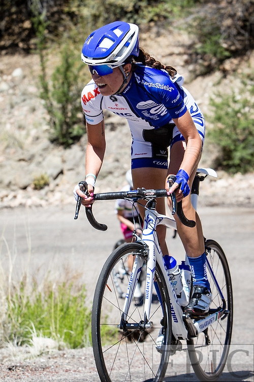 SILVER CITY, NEW MEXICO - APRIL 29, 2015:   Tour of the Gila on April 29, 2015 in Silver City, New Mexico. (Photo by Jonathan Devich)  ***LOCAL CAPTION***