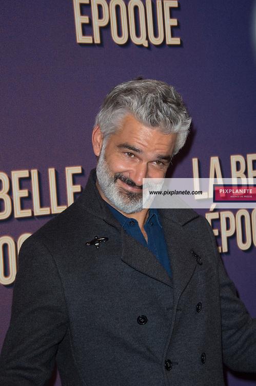 François Vincentelli Avant première du film La Belle Epoque Jeudi 17 Octobre 2019 Gaumont Opéra Paris