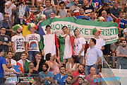 DESCRIZIONE: Torino FIBA Olympic Qualifying Tournament Italia - Croazia<br /> GIOCATORE: tifosi<br /> CATEGORIA: Nazionale Italiana Italia Maschile Senior<br /> GARA: FIBA Olympic Qualifying Tournament Italia - Croazia<br /> DATA: 05/07/2016<br /> AUTORE: Agenzia Ciamillo-Castoria