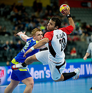 World Cup Handball: Slovenia - Egypt