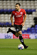Queens Park Ranger's Yoann Barbet during the EFL Sky Bet Championship match between Coventry City and Queens Park Rangers at the Trillion Trophy Stadium, Birmingham, England on 18 September 2020.